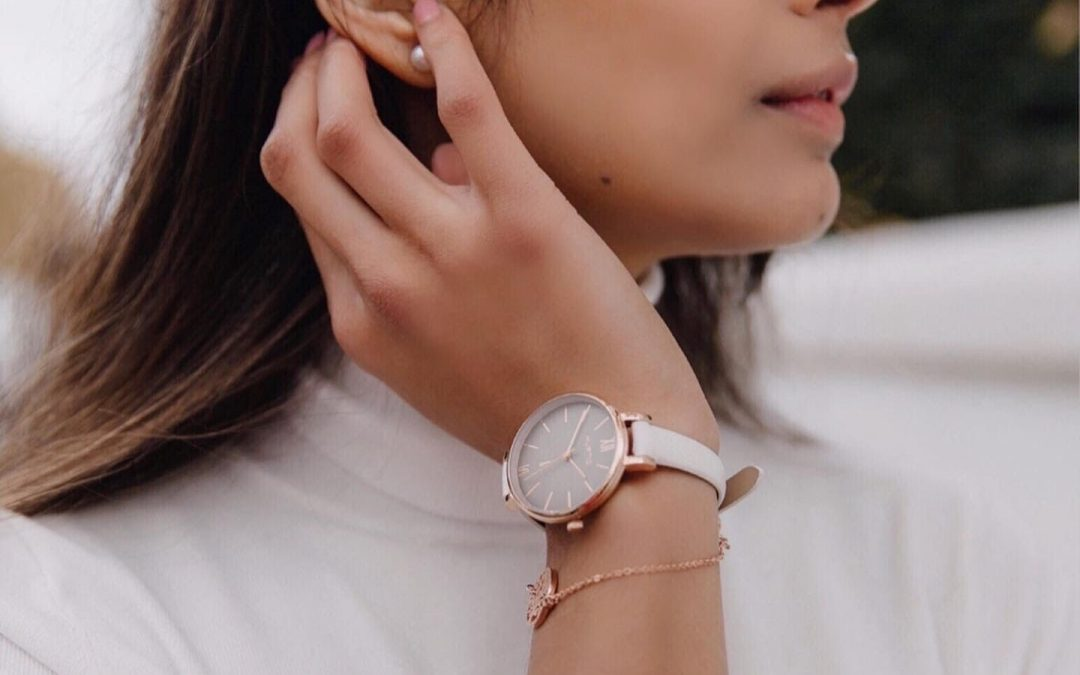 The gorgeous watch I can't stop wearing